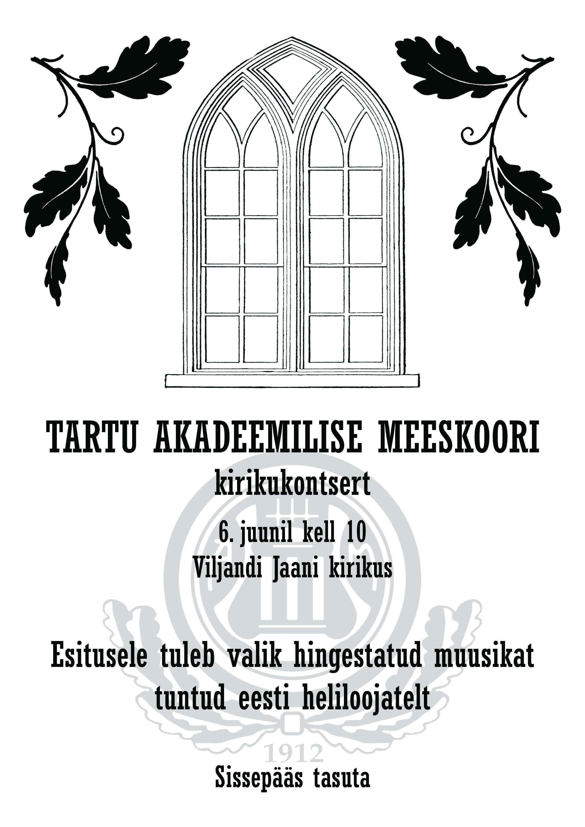 Viljandi plakat