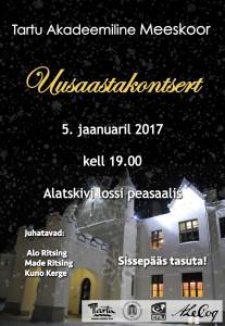 Uusaastakontsert 2017